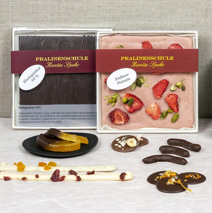 Schokoladen Sortiment